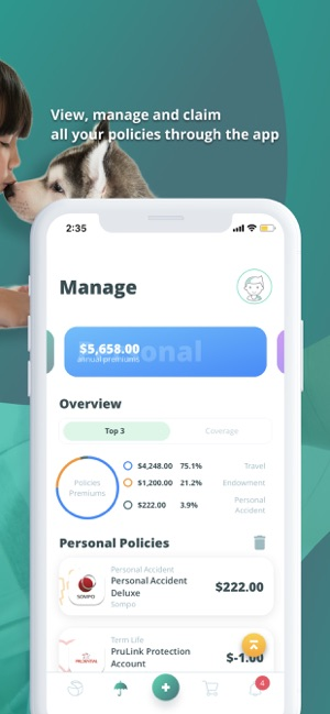 PolicyPal on the App Store