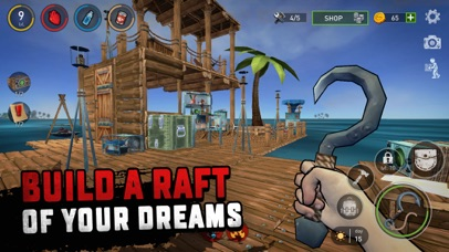 download raft survival premium apk