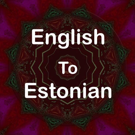 English To Estonian Translator
