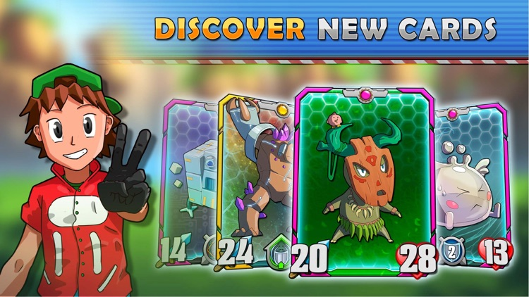 Monster Battles: TCG screenshot-4