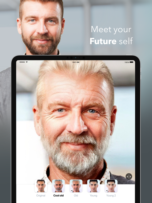 FaceApp - AI Face Editor screenshot 9