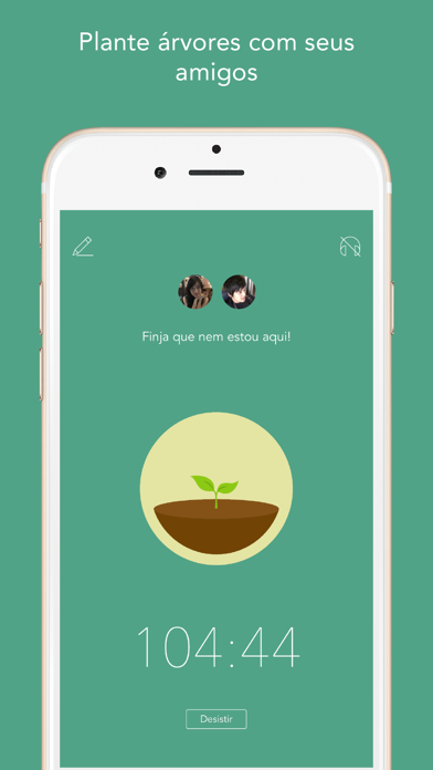 Screenshot for Forest in Portugal App Store