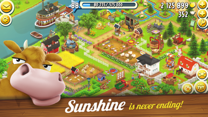 Hay Day Screenshot on iOS