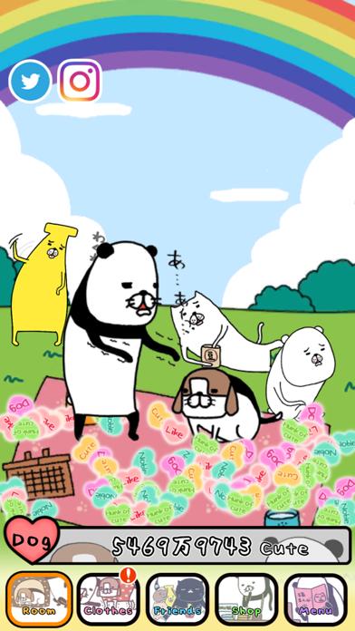 Panda and Dog: AnywhereDogCute screenshot 2
