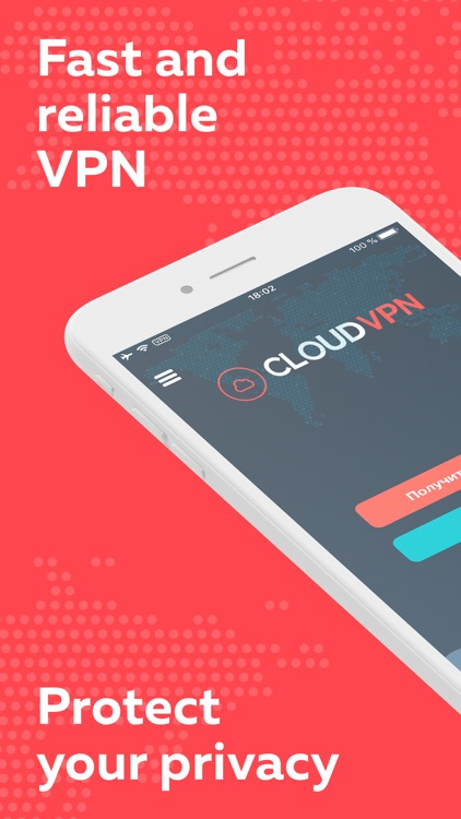 CloudVPN - Hotspot VPN Proxy screenshot-0