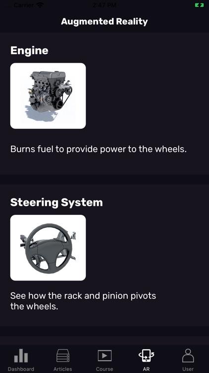 How a Car Works screenshot-3
