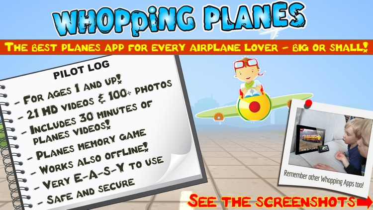 Whopping Planes screenshot-7