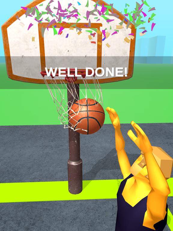 Dribble Hoops screenshot 15