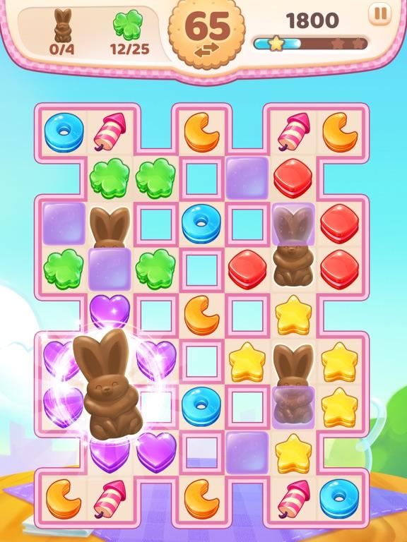 Cookie Rush - Match Adventure screenshot 6