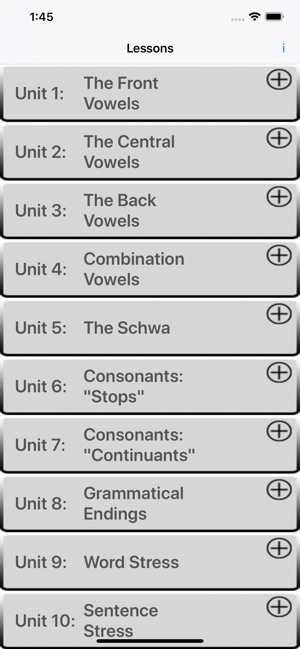 English Pronunciation Tutor on the App Store