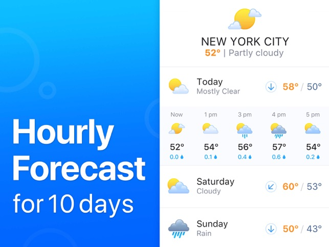 Weather' on the App Store