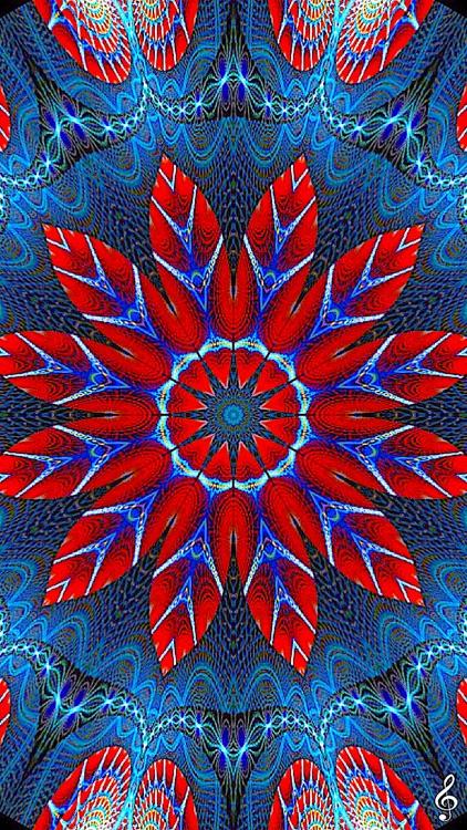 FullScreen Kaleidoscopes screenshot-3