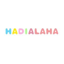 HadiaLaha- قماش قطني 100 ٪ لطف