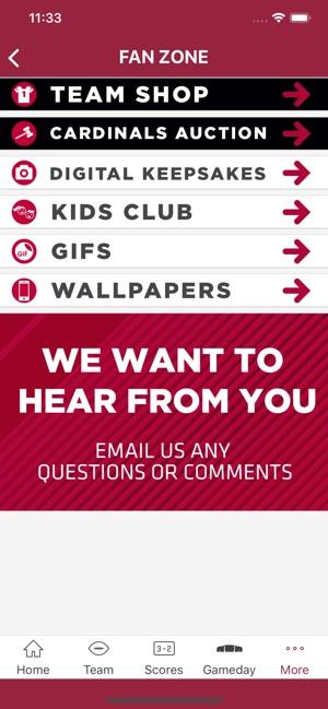 85689c17 Arizona Cardinals Mobile on the App Store