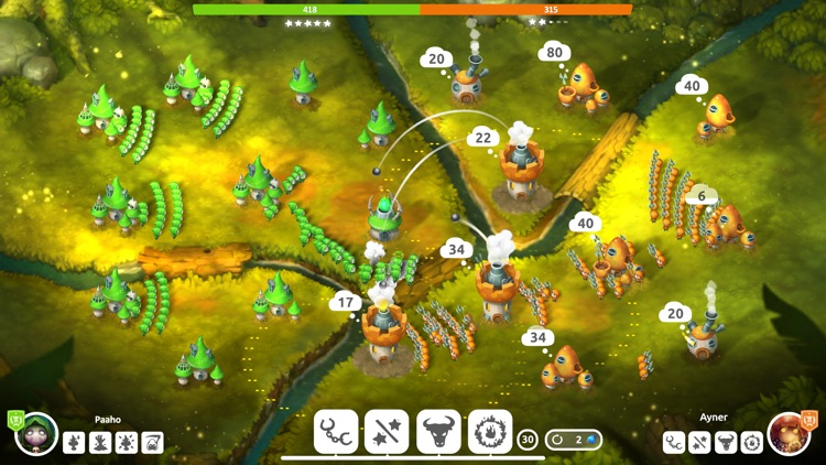 Mushroom Wars 2 - RTS meets TD screenshot-7