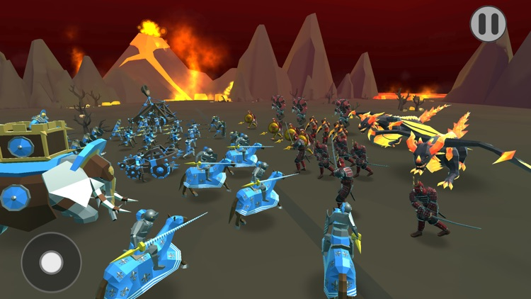 Epic Battle Simulator 2 screenshot-3