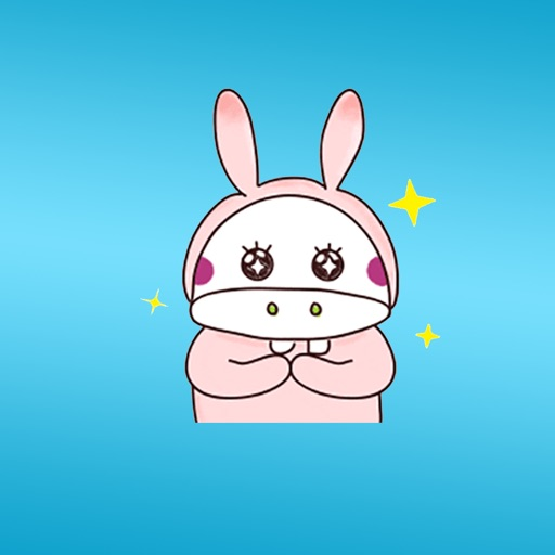 Hippo Happy Gif Stickers