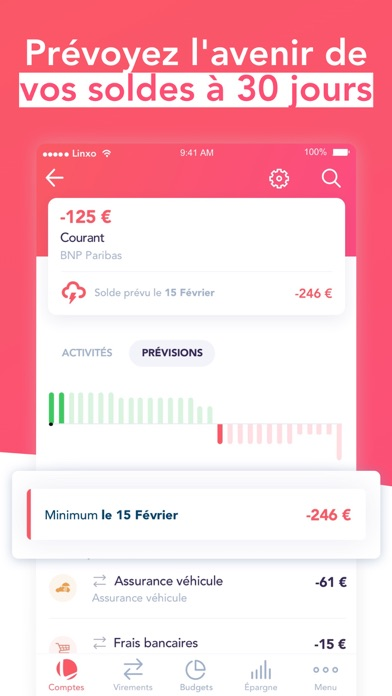 Linxo - L'app n°1 de budget