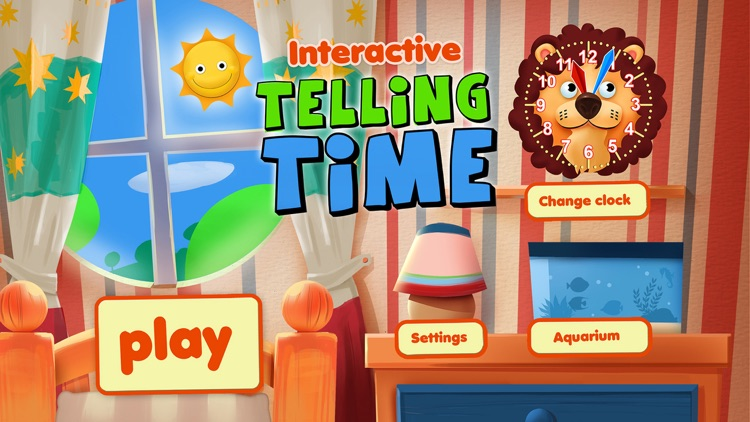Interactive Telling Time Pro
