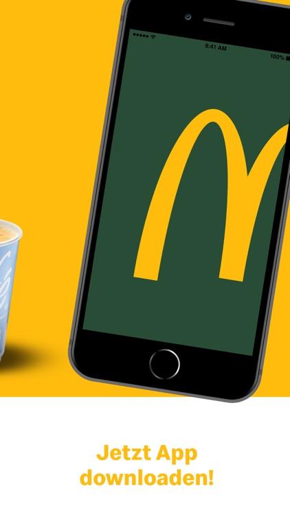 McDonald's Germany screenshot-4