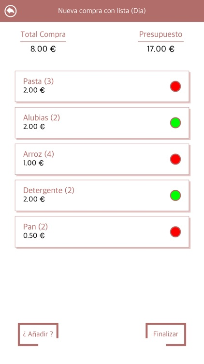 En_cesta - Easy Shopping List screenshot-6