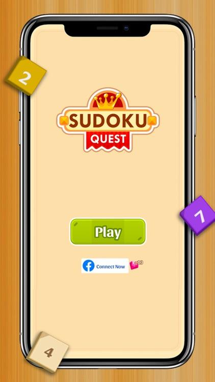 Sudoku Quest Color Soduku Game screenshot-5