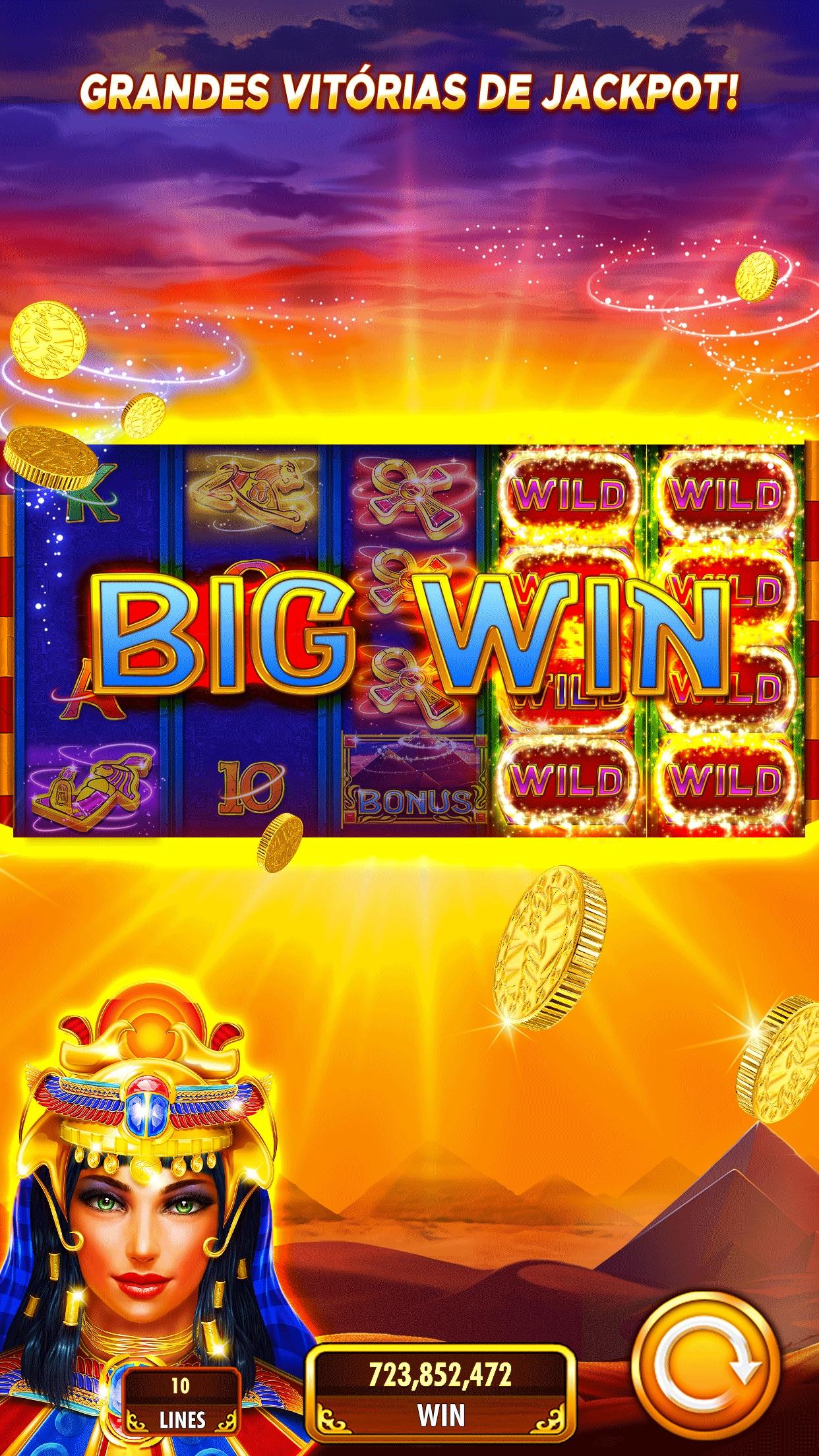 DoubleDown Casino e Mais Screenshot