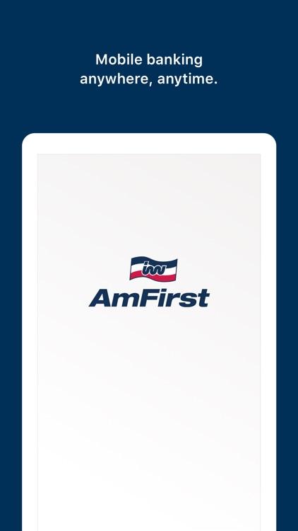 AmFirst Digital Banking
