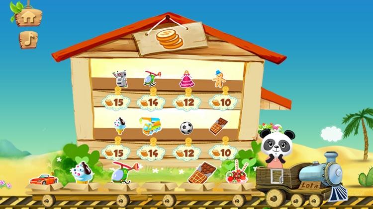 Lola's Alphabet Train ABC Game screenshot-4