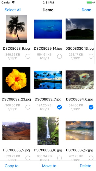 FE File Explorer Pro Screenshots