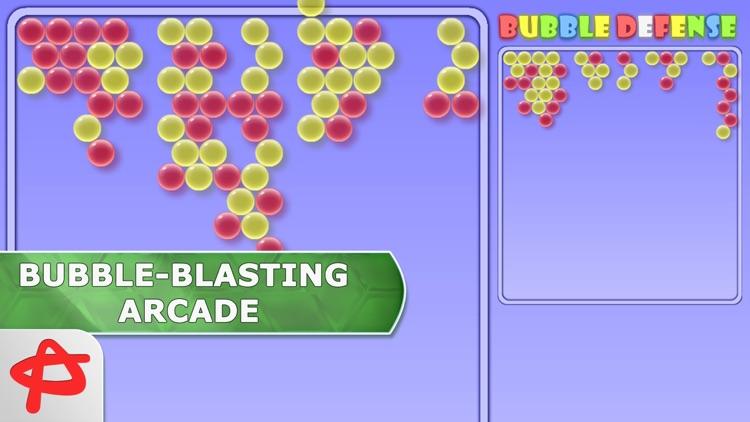Bubblez: Bubble Defense Game