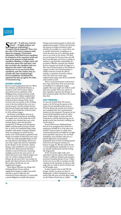 Trek & Mountain Magazine screenshot-3