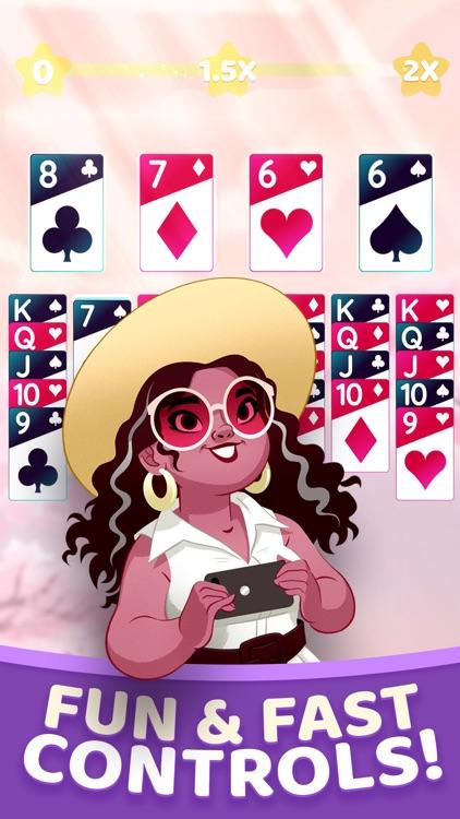 Big Run Solitaire - Card Game screenshot-4
