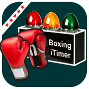 Boxing iTimer icon