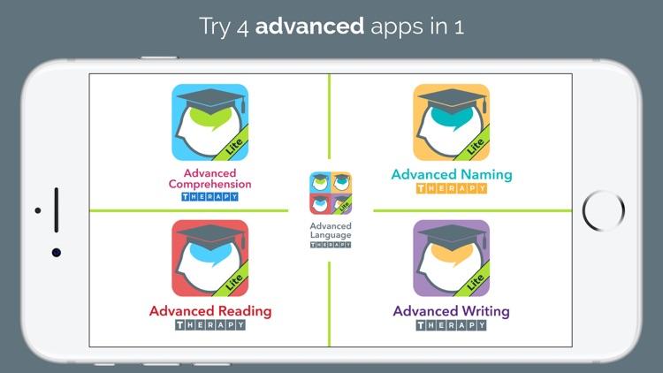Advanced Language Therapy Lite
