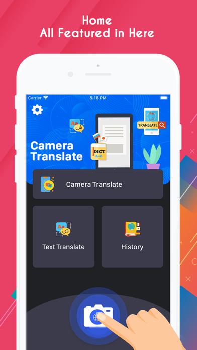 Camera Translator: Text, Photoのおすすめ画像1
