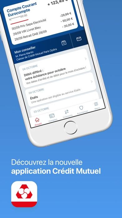download Crédit Mutuel apps 0