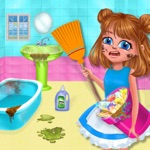 House Cleaning Game For Girls
