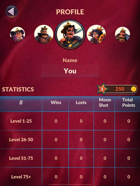 Hearts - Offline Card Games screenshot 16