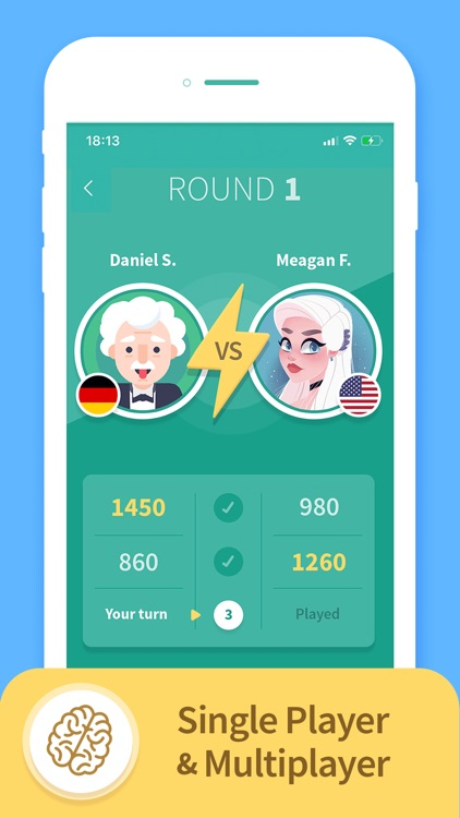 TRIVIA 360: Quiz Game screenshot-0