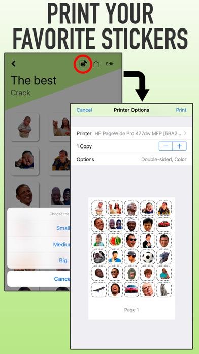 Stickers Maker WhatsAp screenshot 4