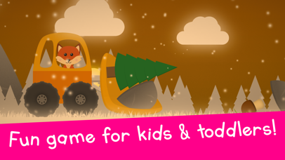 Tiny Mini Forest: fun for kids app image