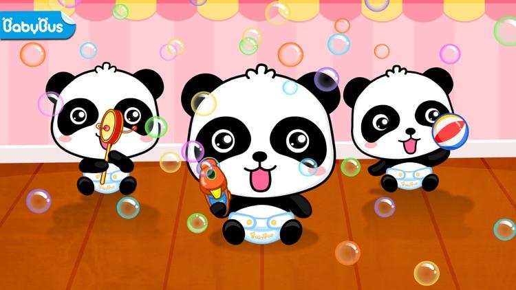 Baby Panda Care screenshot-0