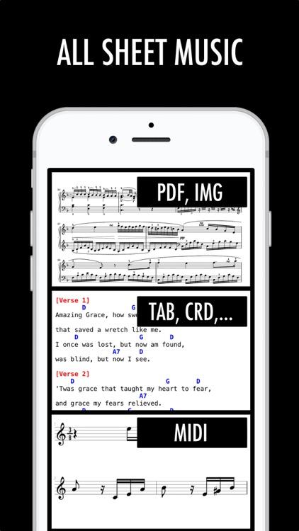 All Sheet Music screenshot-0