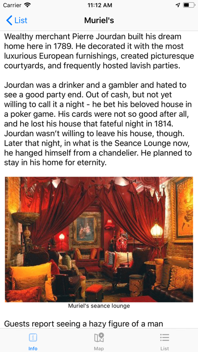Ghosts Of New Orleans review screenshots