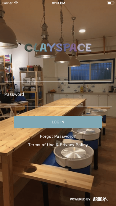 Clayspace screenshot 2