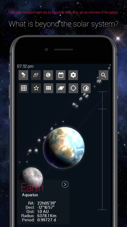 SkyORB 2020 Astronomy in AR screenshot-2