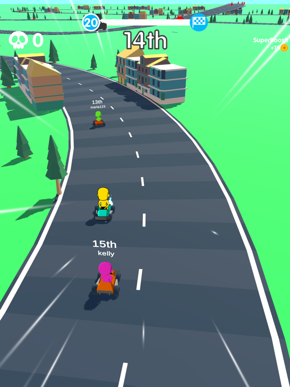 SuperKart.io screenshot 15