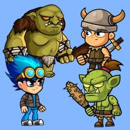 Heroes & Monsters Board Game