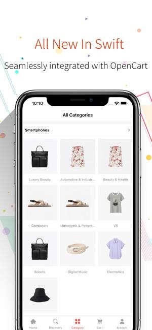OCMobile on the App Store